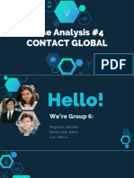 Case 4 - Contact Global by Grp 6