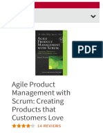 Agile Product Management With Scrum_ Creating Products That Customers Love