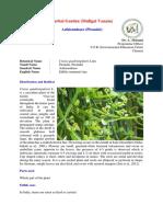 Green Health in Green Rameswaram