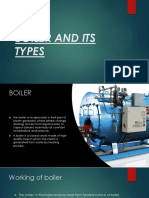 Boiler and Its Types