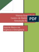 Apostila Suporte Basico Em Urgencia e Emergencia