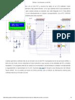 Conexion 5 Encoder en un PIC