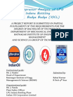 Report on Iocl