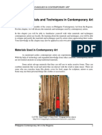 LESSON 4- Contemporary Philippine arts from the region