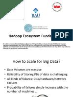 2 Hadoop Basics