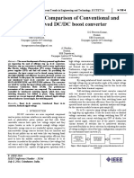 Analysis and Comparison of Conventional and Interleaved DC_DC Boost Converter