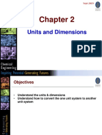 Pce - Chapter 2 - Units and Dimensions
