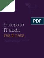 9 pasos para una auditoría TI efectiva
