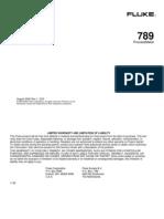 789FlukeUser'sManual