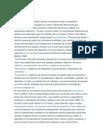 Periodización (Marcro, Meso y Microciclo)
