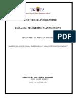 Marketing Assignment1- Huseini