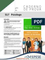 Rio Das Antas Psicologo