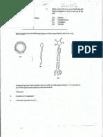 2007 Human and Social Biology Paper 1 June