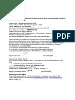 Declaration - Astrochlor