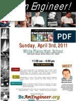 2011 Expo Flyer