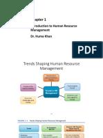 Human Resource Managemnt