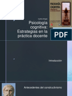 Psicología Cognitiva. Cap. 1