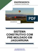Sistema Construtivo Com Pré-moldado Em Jaguariuna