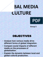 Global Media Culture