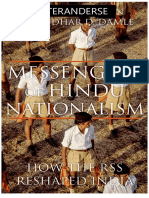 Messengers of Hindu Nationalism - Walter Andersen