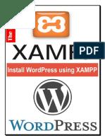 WordPress Complete Manual in XAMPP