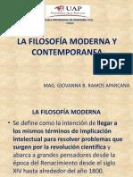 i.c Filosofía Moderna y Contemporanea