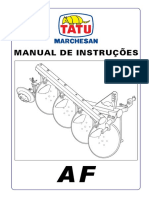 Manual Arado Tatu