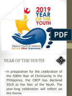 Year of the Youth 2019