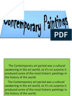 Contemporary Paintings
