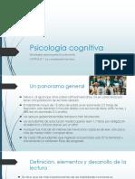 Psicología Cognitiva. Cap. 7