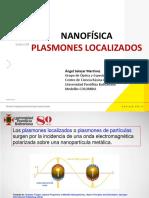 Plasmones localizados