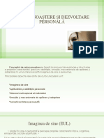 Autocunoatere i Dezvoltare Personala