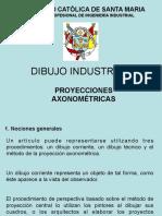 Clase 8 - Proyecciones Axonométricas.pdf