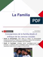 LA FAMILIA Curso Mediacion Familiar