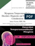 Dolor Miofascial