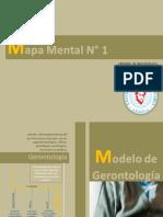 Mapa Mentales 1 y 2 Gerontologia