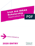 IDEAS+Scholarship+Programme+Application+Form+2020