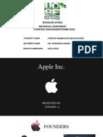 Natasha Apple Inc