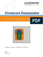 M070010 Gasmaster III Manual Issue 2 UK