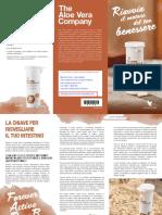 Depliant PRO-B Probiotici