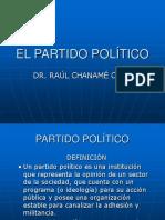 El Partido Politico ( EXP CAEN.)
