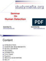 ece Human Detection ppt.pptx