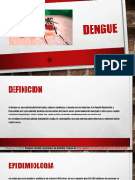 dengue en pediatria