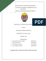Desarrollo y Pruebas Del Concepto - Mercadotecnia i