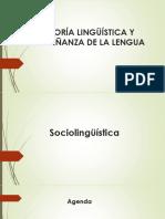 Sociolingüística Y DEMAS