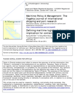 Defining maritime logistics hub and its implication for container port.pdf