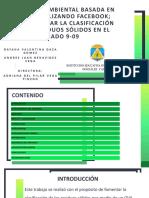Diapositivas Clasificación de Los Residuos Sólido-1