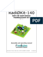 Radi0Kit 140 English Ver1.1