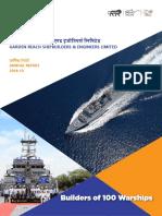 Annual Report 2018-19_GRSE