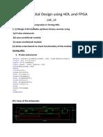 verilog Lab file